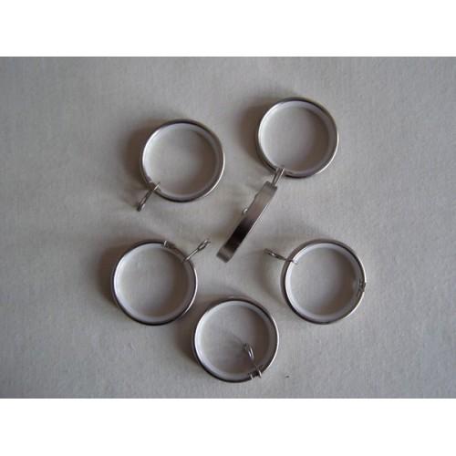 28mm Metal Curtain Pole Rings